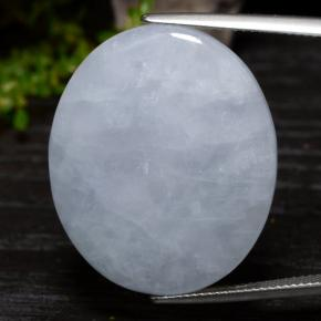 Buy 42.73 ct Lavender Jadeite 29.26 mm x 24.3 mm from GemSelect (Product ID: 383613)