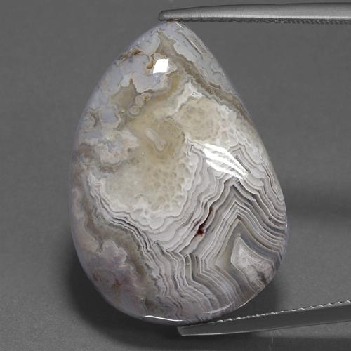 Multicolor Jasper Gem - 31.2ct Fancy Cabochon (ID: 394293)