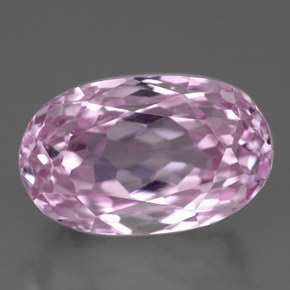 8.16 ct Natural Pink Kunzite