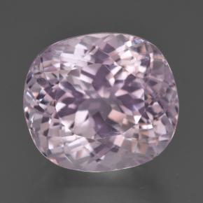 Pink Kunzite Gem - 12.1ct Oval Facet (ID: 427050)