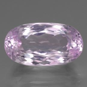 thumb image of 27.1ct Oval Facet Pink Kunzite (ID: 427638)