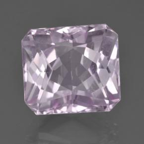 Very Light Pink Tone Kunzite Gem - 12.1ct Octagon / Scissor Cut (ID: 453540)