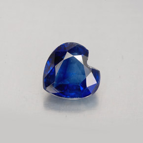 Buy 2.16 ct Blue Kyanite 8.04 mm x 7.8 mm from GemSelect (Product ID: 285451)