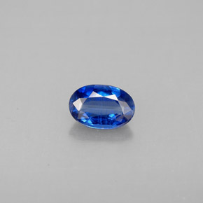 Buy 0.60 ct Blue Kyanite 6.14 mm x 4.1 mm from GemSelect (Product ID: 285758)