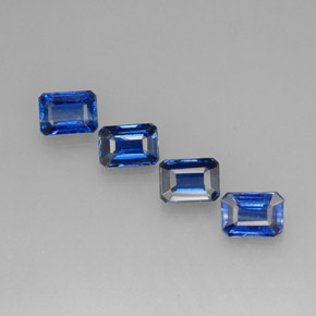 Buy 5.13 ct Blue Kyanite 7.17 mm x 5 mm from GemSelect (Product ID: 288369)