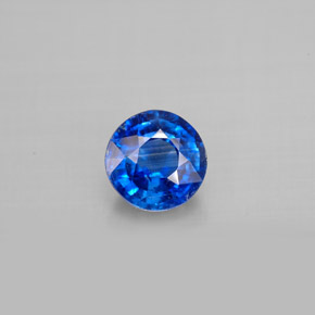 Buy 1.18ct Blue Kyanite 6.12mm  from GemSelect (Product ID: 294725)