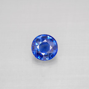 Buy 1.00 ct Blue Kyanite 5.88 mm  from GemSelect (Product ID: 294754)