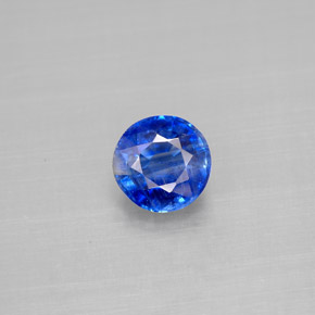 Buy 1.19 ct Blue Kyanite 6.21 mm  from GemSelect (Product ID: 294785)