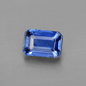 Buy 0.77 ct Blue Kyanite 6.00 mm x 4.1 mm from GemSelect (Product ID: 316312)