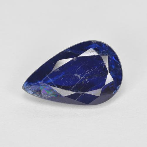 Ruby Kyanite Cabochon  Top Selection Ruby Kyanite Gemstone  Pear Shape  53.30 Ct 40x23x5 mm Loose Gemstone D-899