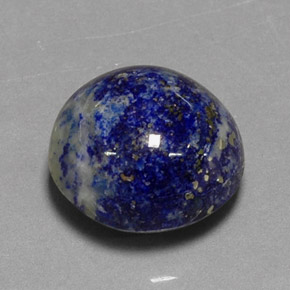 15 9 carat royal blue lapis lazuli gem from afghanistan natural and untreated. Black Bedroom Furniture Sets. Home Design Ideas