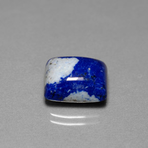 Buy 6.92 ct Royal Blue Lapis Lazuli 12.20 mm x 10.1 mm from GemSelect (Product ID: 295690)