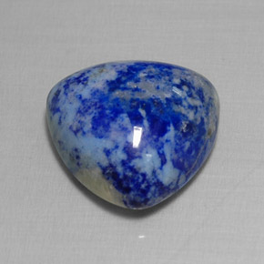 7 3 carat royal blue lapis lazuli gem from afghanistan natural and untreated. Black Bedroom Furniture Sets. Home Design Ideas