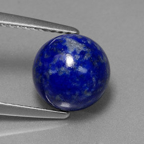 Buy 2.97ct Royal Blue Lapis Lazuli 8.28mm  from GemSelect (Product ID: 314292)