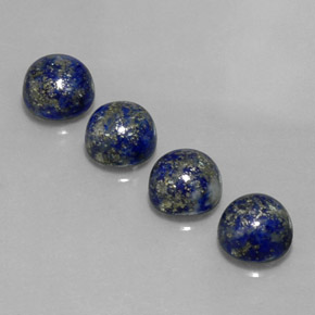 Buy 10.67 ct Royal Blue Lapis Lazuli 8.16 mm  from GemSelect (Product ID: 331951)