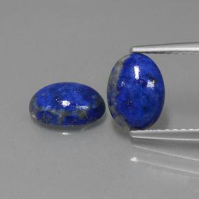 2 1 carat bleu lapis lazuli gems de afghanistan naturel and untreated. Black Bedroom Furniture Sets. Home Design Ideas