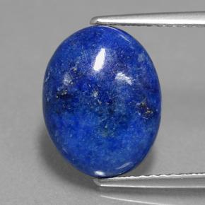 bleu lapis lazuli 4 3 carat ovale de afghanistan naturel and untreated pierres pr cieuses. Black Bedroom Furniture Sets. Home Design Ideas