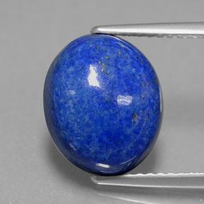 bleu lapis lazuli 5 8 carat ovale de afghanistan naturel and untreated pierres pr cieuses. Black Bedroom Furniture Sets. Home Design Ideas