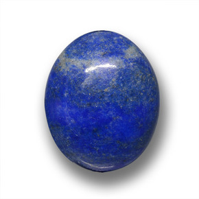 Buy 7.29 ct Blue Lapis Lazuli 15.85 mm x 13 mm from GemSelect (Product ID: 458928)