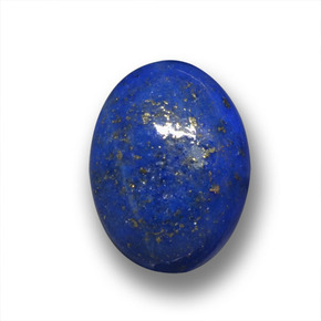 Buy 0.93 ct Blue Lapis Lazuli 7.85 mm x 5.9 mm from GemSelect (Product ID: 459323)