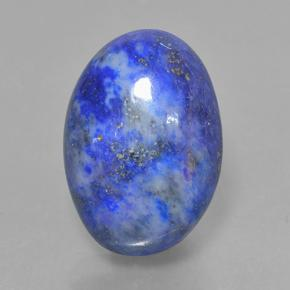 11 6 carat blue lapis lazuli gem from afghanistan