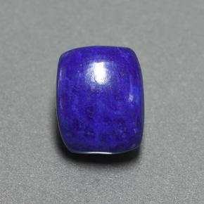 Blue Lapis Lazuli Gem - 4.9ct Cushion Cabochon (ID: 504691)