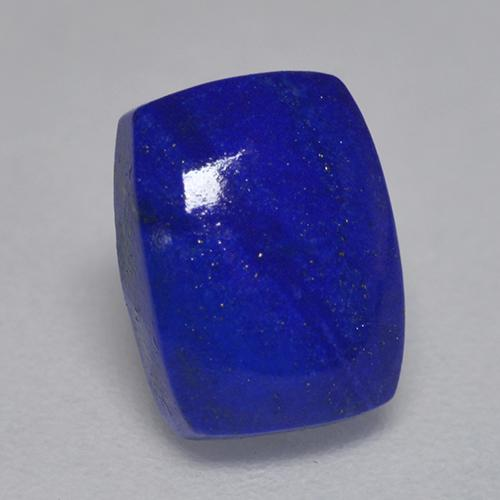 Blue Lapis Lazuli Gem - 1.5ct Cushion Cabochon (ID: 526261)