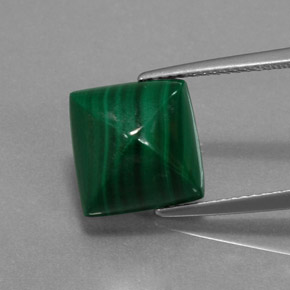 8 9 carat multicolor green malachite gem from congo - Vert de malachite ...