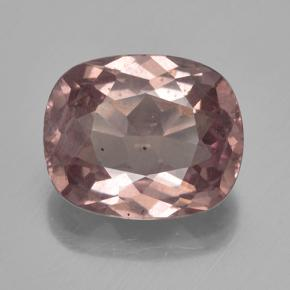 Rose Pink Malaya Garnet Gem - 4.5ct Cushion-Cut (ID: 499889)