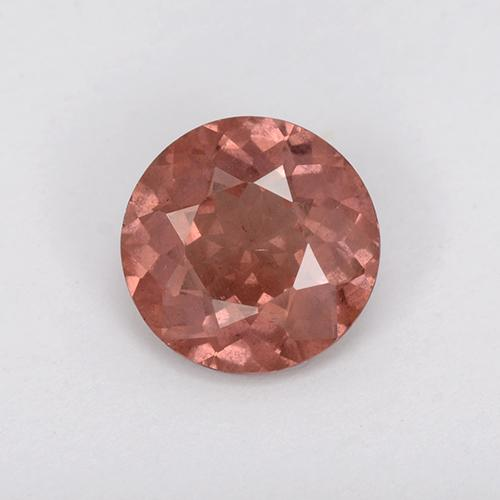 Medium Red Granate Malaya Gema - 1.3ct Faceta Redonda (ID: 504954)