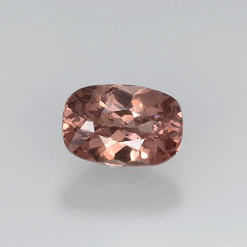 Rose Malaya Garnet Gem - 0.7ct Cushion-Cut (ID: 505077)