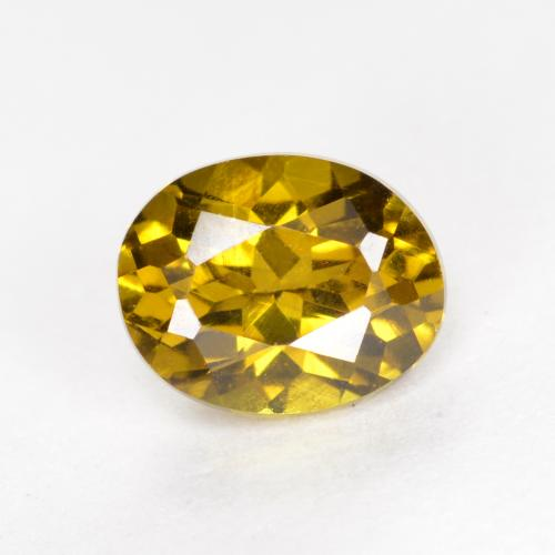 Medium Gold Mali Granate Gema - 1ct Forma ovalada (ID: 377312)