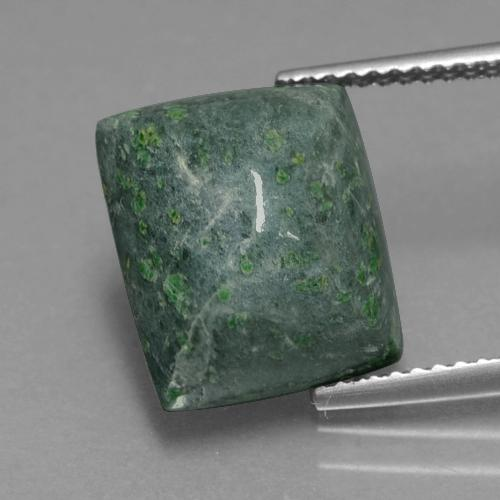 thumb image of 8.1ct Baguette Sugarloaf Cabochon Green Maw-Sit-Sit (ID: 407793)