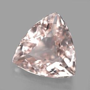 5 Carat Light Pink Morganite Gem From Afghanistan Natural