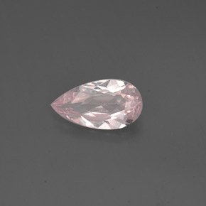 Buy 0.67 ct Light Pink Morganite 9.05 mm x 4.9 mm from GemSelect (Product ID: 302934)