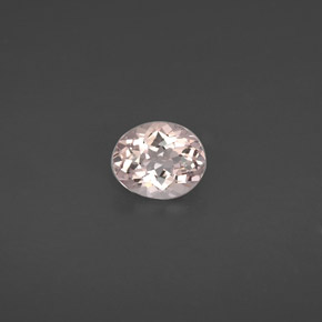 Buy 1.12 ct Light Pink Morganite 7.89 mm x 6.6 mm from GemSelect (Product ID: 303851)