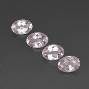 Buy 2.96 ct Light Pink Morganite 7.11 mm x 5.1 mm from GemSelect (Product ID: 319999)