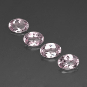 Buy 2.97ct Light Pink Morganite 7.11mm x 5.03mm from GemSelect (Product ID: 320000)
