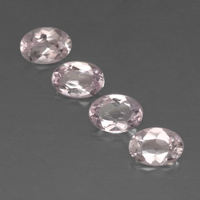 Buy 2.75ct Light Pink Morganite 7.10mm x 4.99mm from GemSelect (Product ID: 320780)