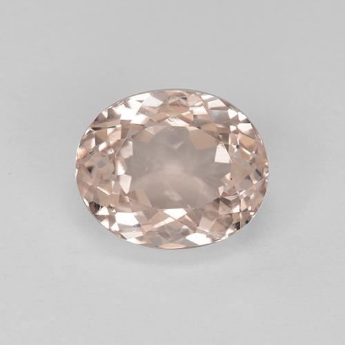 Medium Pink Morganita Gema - 2.8ct Forma ovalada (ID: 505851)