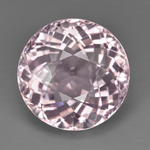 C2132 Morganite Freeform Sail Shape Pink 34.2 ct Transparent Pink Beryl Cabochon 31 x 20mm