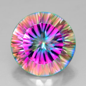 Buy 7.24 ct Top Rainbow Mystic Quartz 13.08 mm  from GemSelect (Product ID: 318677)