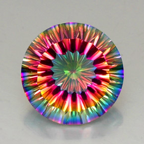 10 8 Carat Top Rainbow Mystic Quartz Gem From Brazil