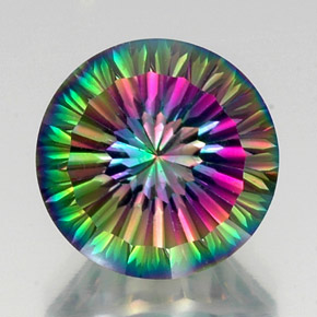 12 Carat Top Rainbow Mystic Quartz Gem From Brazil