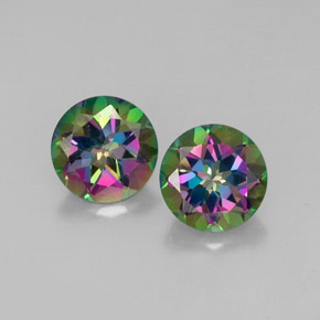 Buy 8.47 ct Top Rainbow Mystic Topaz 10.02 mm  from GemSelect (Product ID: 289321)