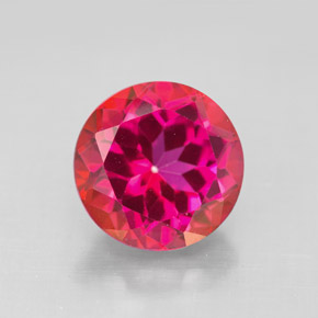Buy 4.90 ct Orange Raspberry Mystic Topaz 9.98 mm  from GemSelect (Product ID: 291613)