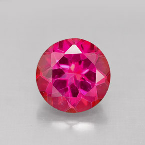 Buy 4.76 ct Orange Raspberry Mystic Topaz 10.00 mm  from GemSelect (Product ID: 291616)