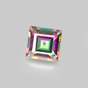 Buy 2.12 ct Top Rainbow Mystic Topaz 7.13 mm x 7 mm from GemSelect (Product ID: 292026)