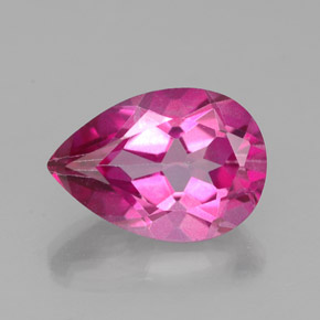 Buy 2.36 ct Orange Raspberry Mystic Topaz 10.02 mm x 7.1 mm from GemSelect (Product ID: 327599)