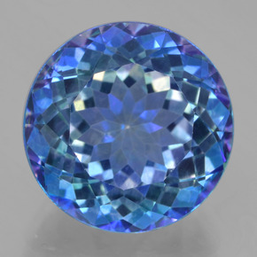 Rainbow mystic gemstone